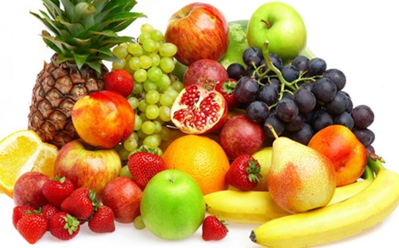 Ăn hoa quả trong ngày đầu tiên