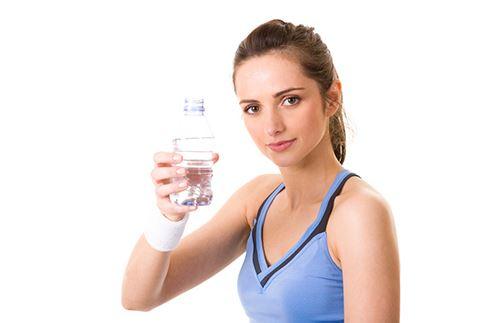 cách giảm cân nhanh bằng nước