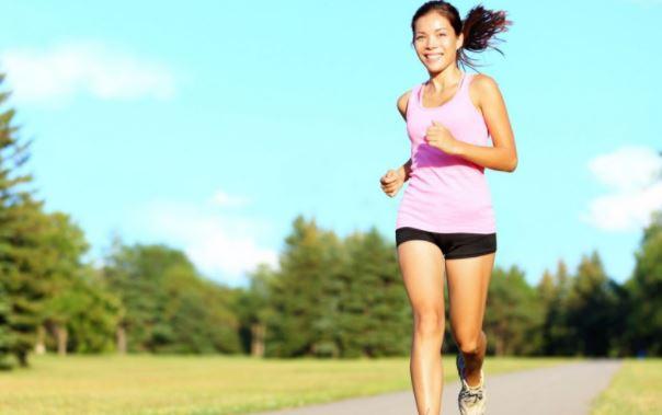 chạy bộ giảm cân nhanh