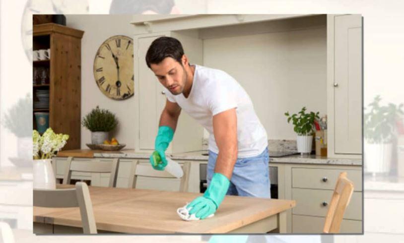 làm việc nhà cũng là cách để bạn giảm cân