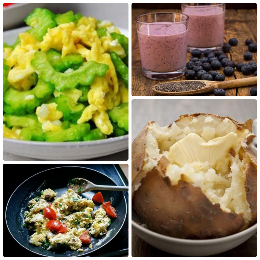 Bổ sung thêm các bữa phụ dinh dưỡng giúp tăng cân nhanh tại nhà