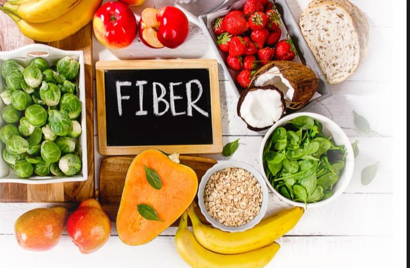 Tăng cân tự nhiên_ chất xơ và vitamin
