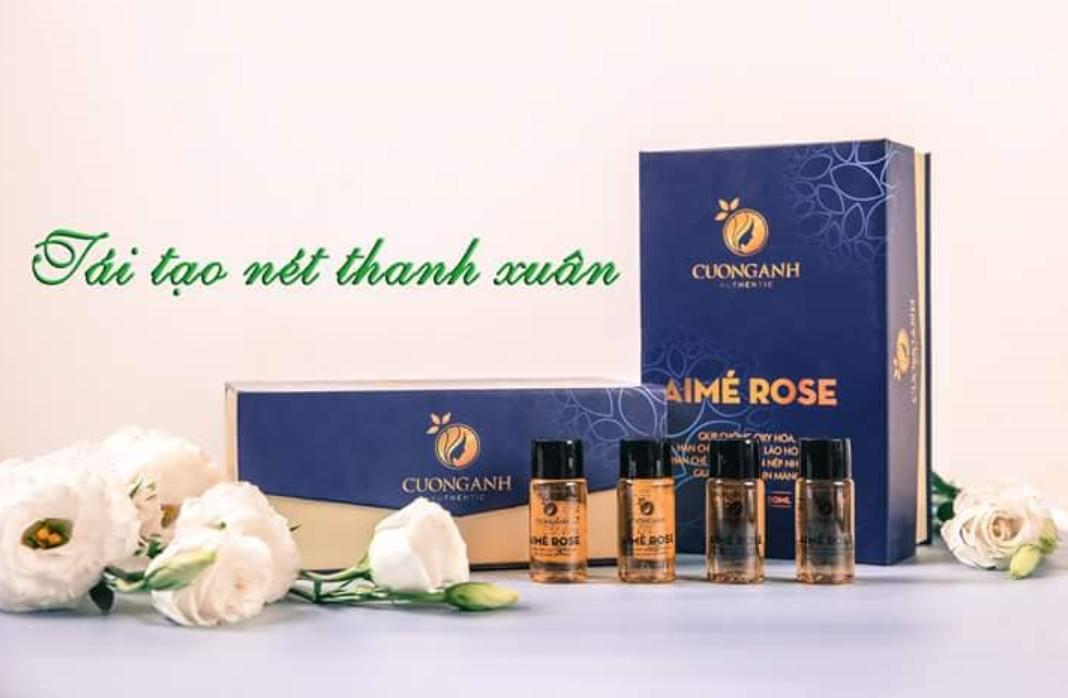 ame rose Cường Anh