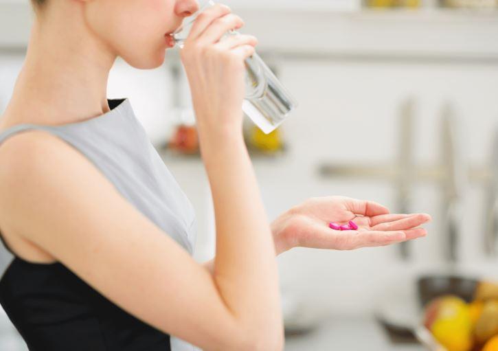 thuốc tăng cân gây tích nước