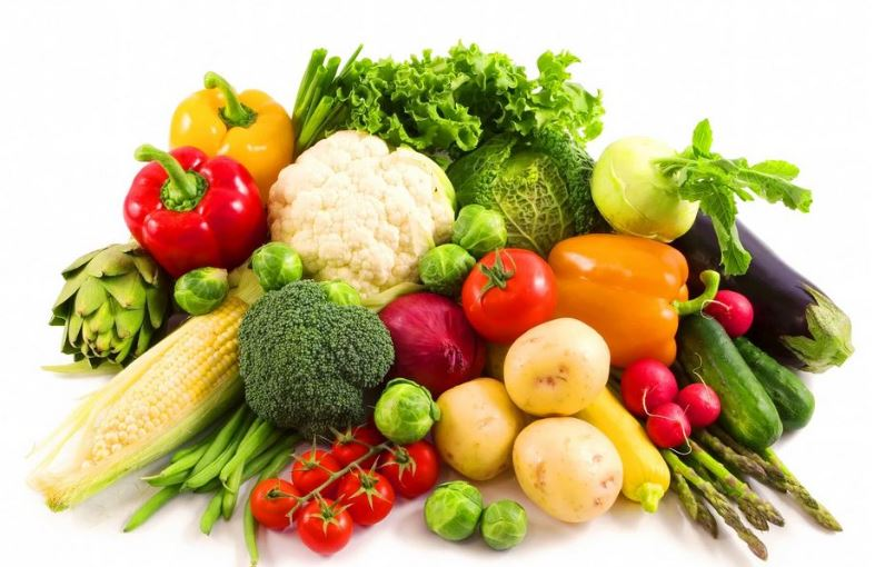Bổ sung nhiều rau xanh
