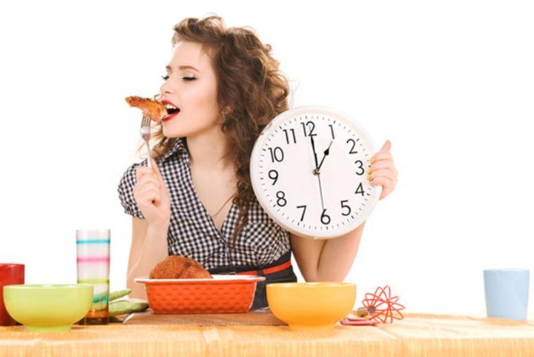 Ăn đúng giờ