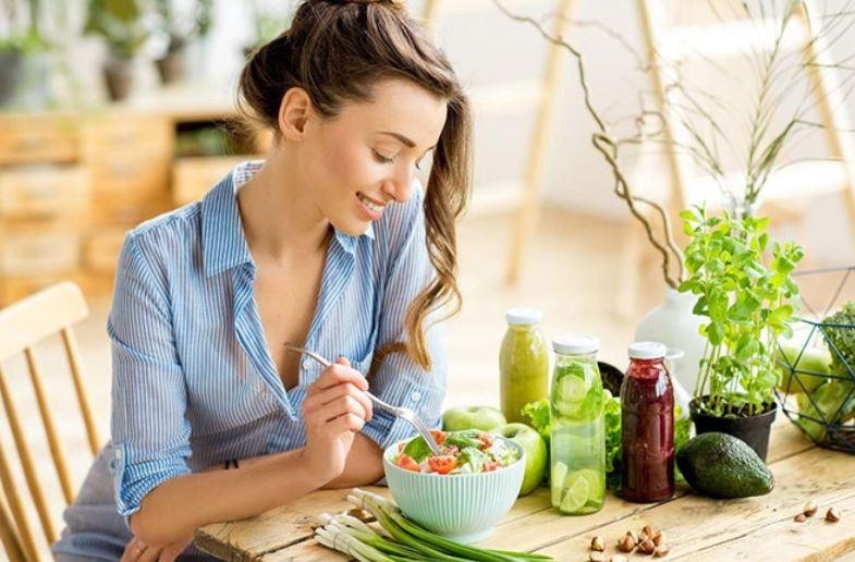 ăn chậm để có thân hình cân đối