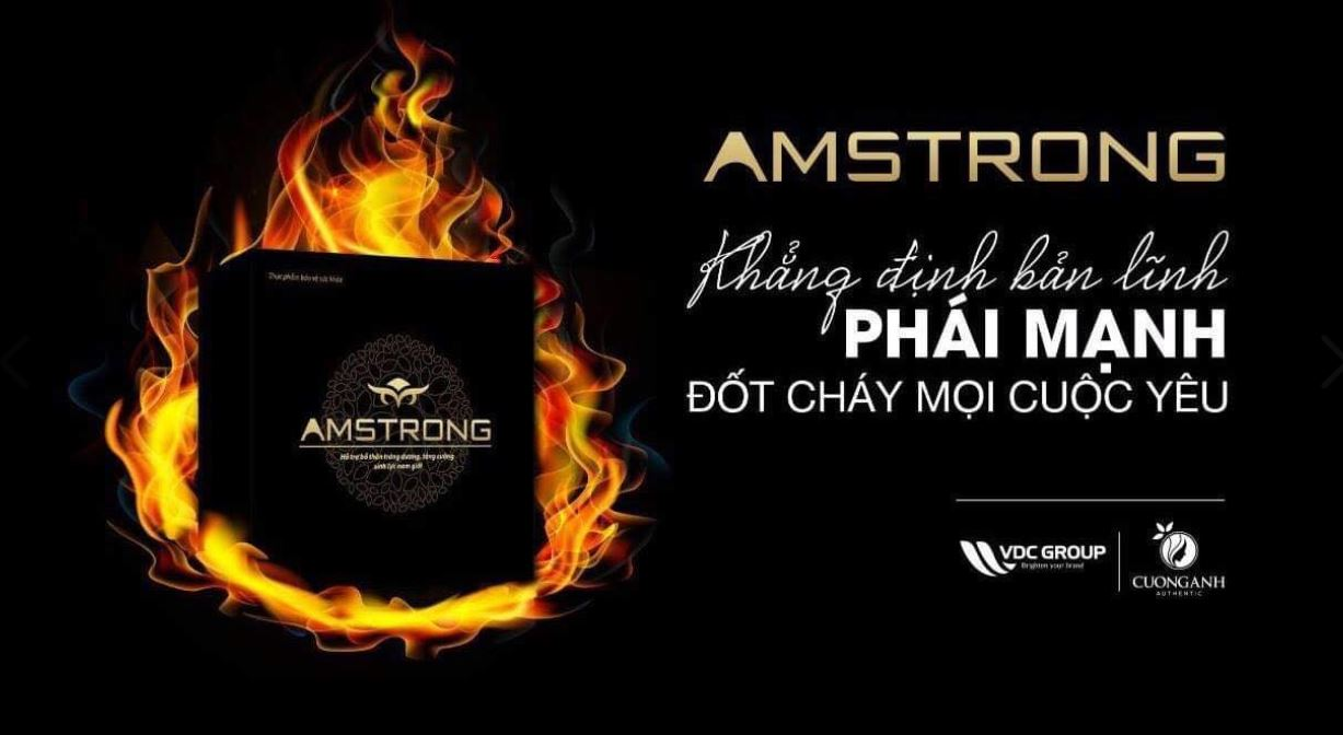 Armstrong Cường Anh