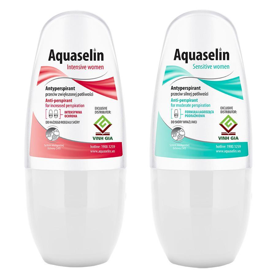 Thuốc trị hôi nách Aquaselin