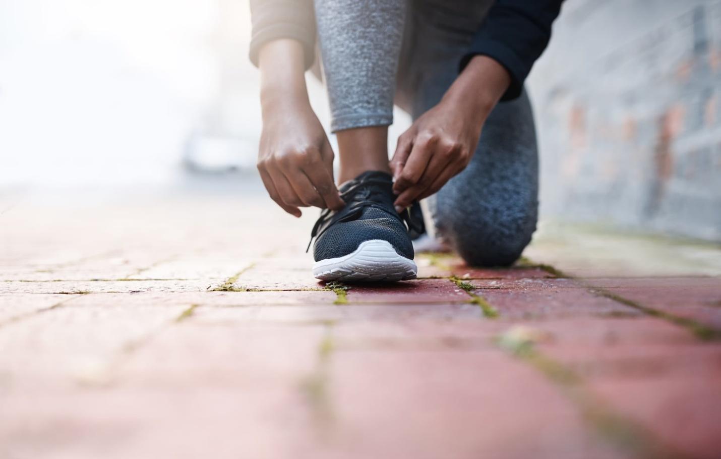 đi bộ nên đúng cách để phát huy hiệu quả