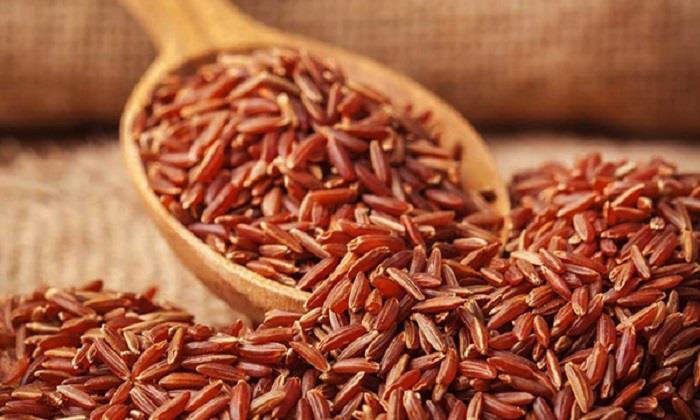 nấu món ăn để giảm cân với gạo lứt