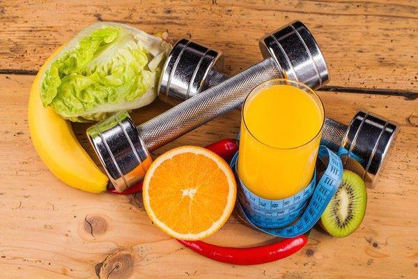 tính calo để giảm cân