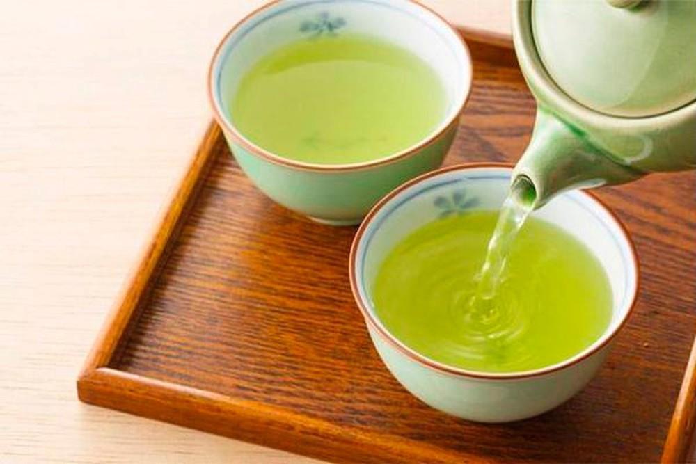 uống trà sau ăn