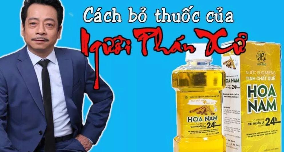 cai thuoc la Hoa Nam co tot khong
