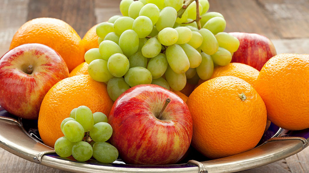 chế độ ăn lành mạnh, nhiều rau xanh