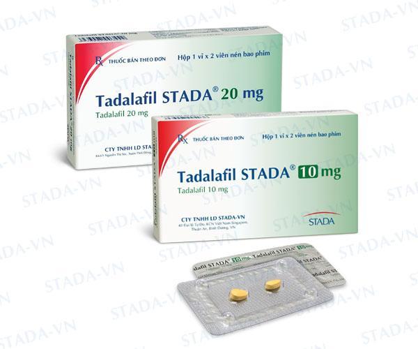 tadalafil là thuốc gì