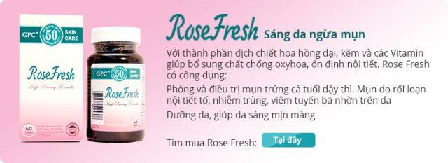 thanh phan rose fresh