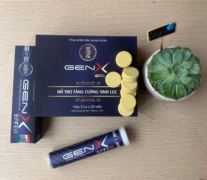 Trọn bộ sản phẩm gen x